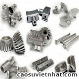 Aluminium Machinery parts